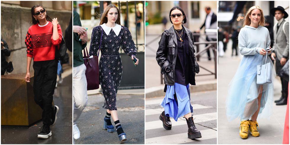 tendencias street style 2019