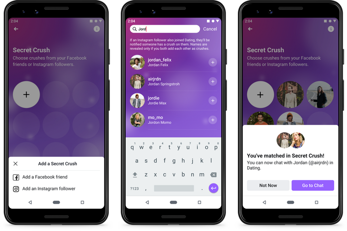 Facebook Launches Dating Service in the US