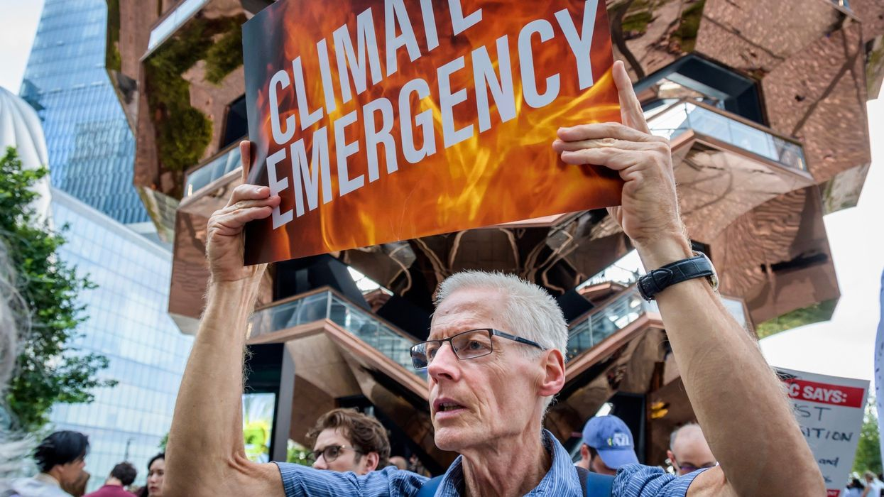 Democrats' Climate Crisis Town Hall Lasted 7 Hours