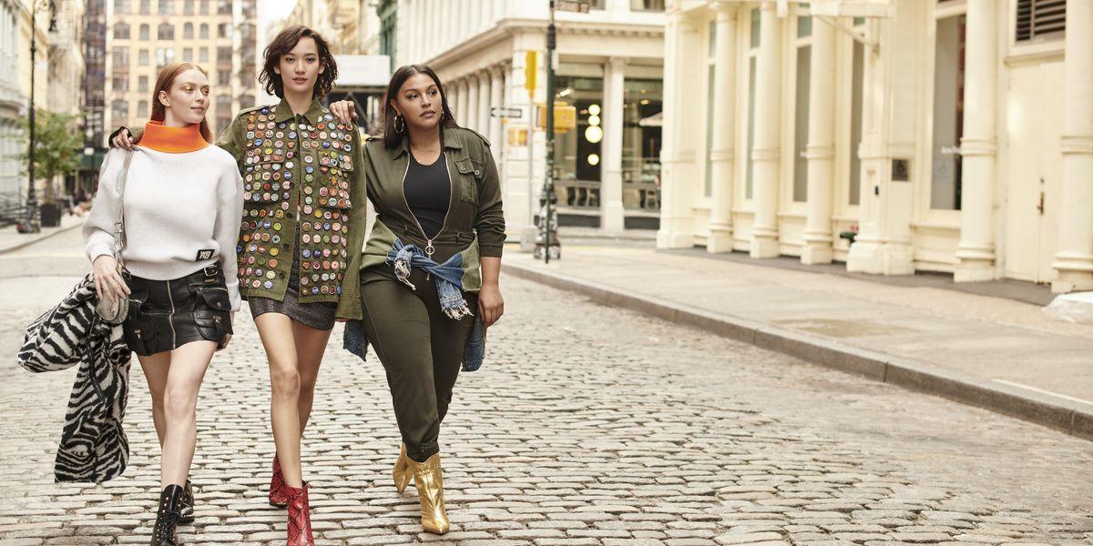 Marni Senofonte Styles Bloomingdale's Fall 2019 Campaign