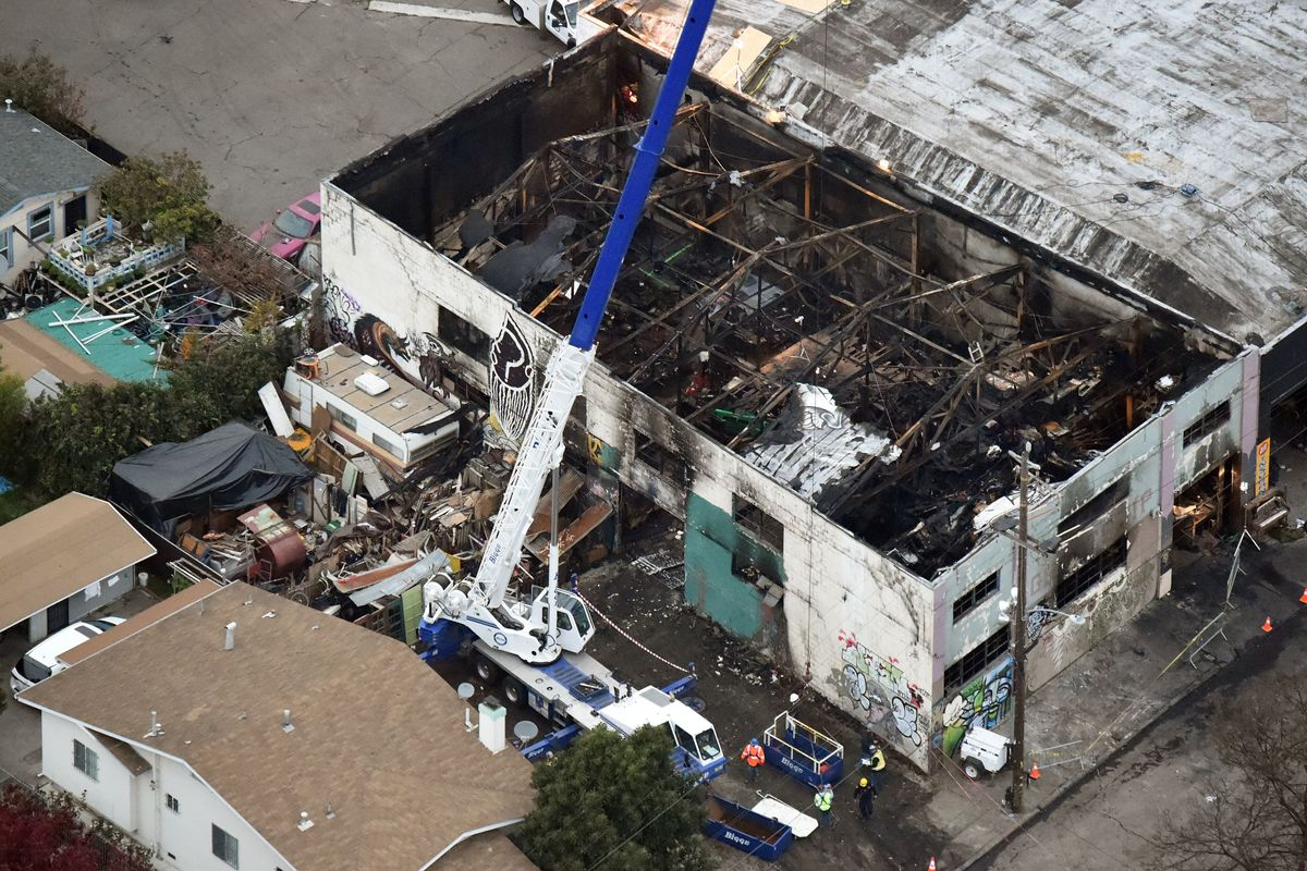 Ghost Ship Warehouse Fire Trial Verdicts Delivered