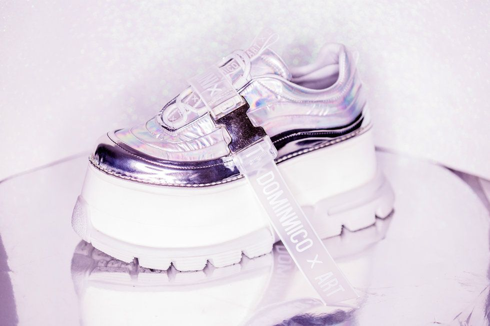 rosalia dominnico sandalia art sneakers