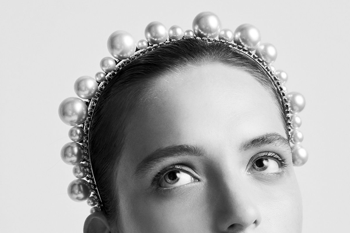 Ariana and Givenchy Are Making Tiaras a Thing