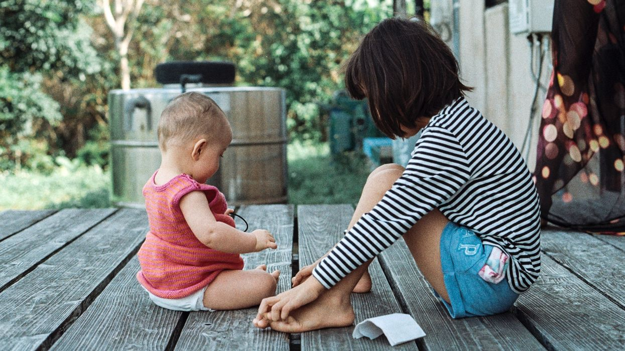study shows having a big sister is better for language than having a big brother