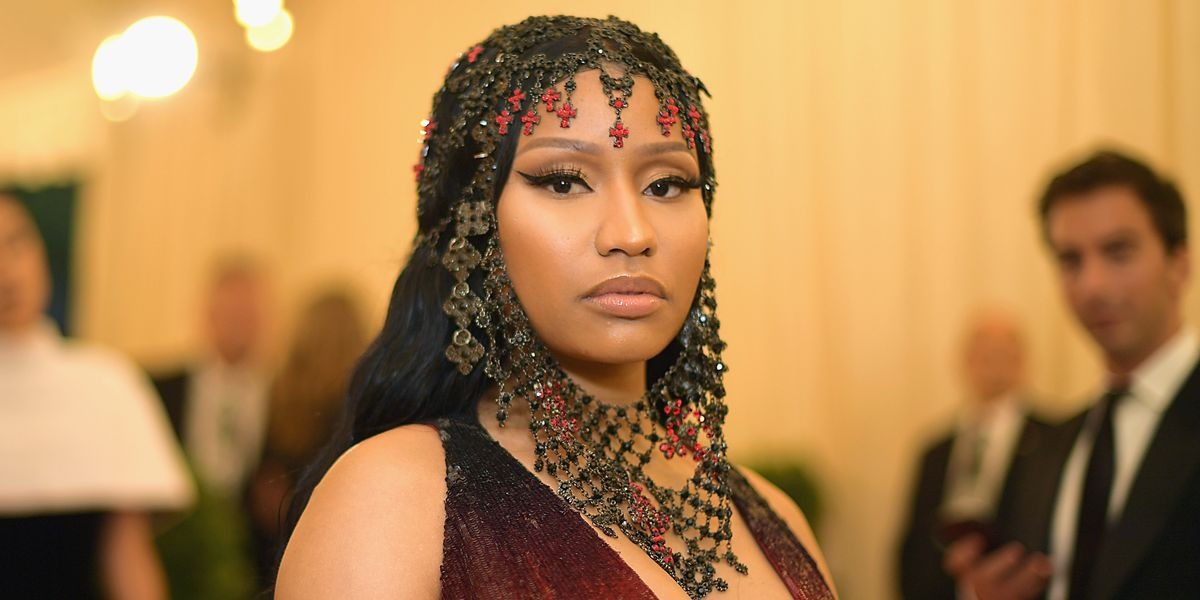 Nicki Minaj Apologizes for Retirement Tweet