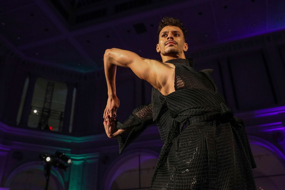 Queer Excellence Was On Full Display At DapperQ's NYFW Show