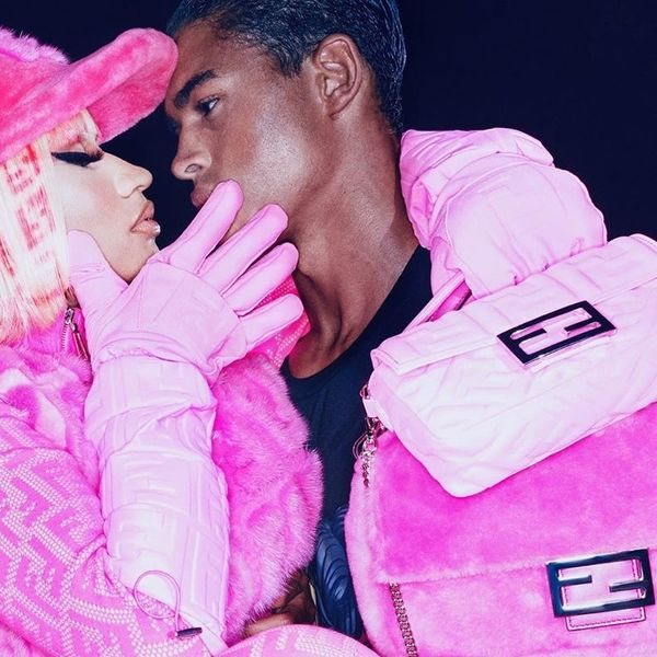 Nicki Minaj Launches Fendi Line