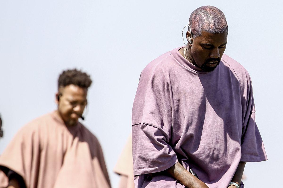 Kanye West Brings Sunday Service to Chicago