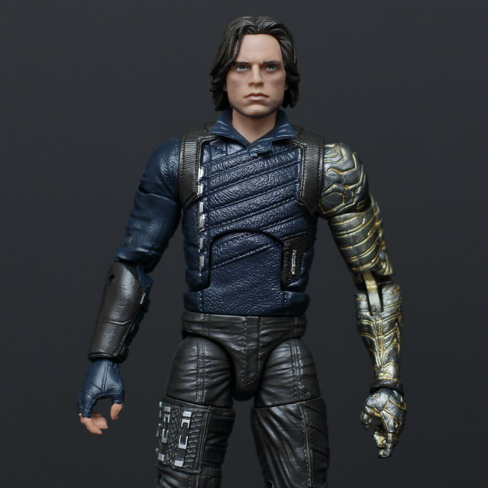 Bucky Barnes Has A New Look For Falcon And The Winter Soldier And Everyone's Freaking Out