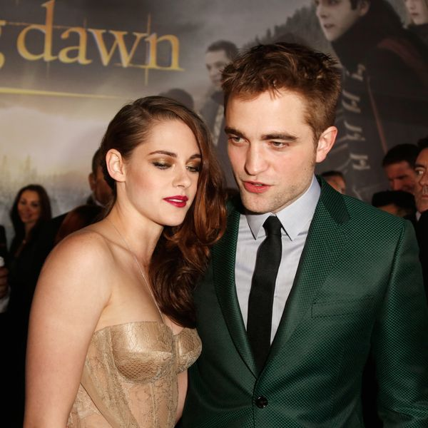 Kristen Stewart Supports Robert Pattinson's 'Batman'