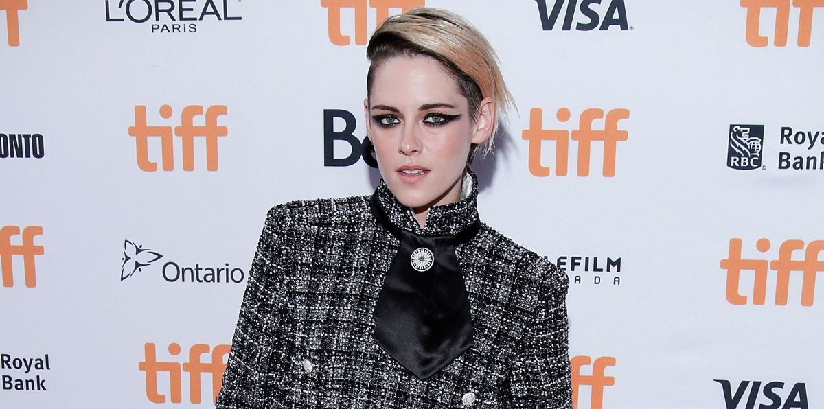 Kristen Stewart Wore A Crop Top Suit, And I Need One Now