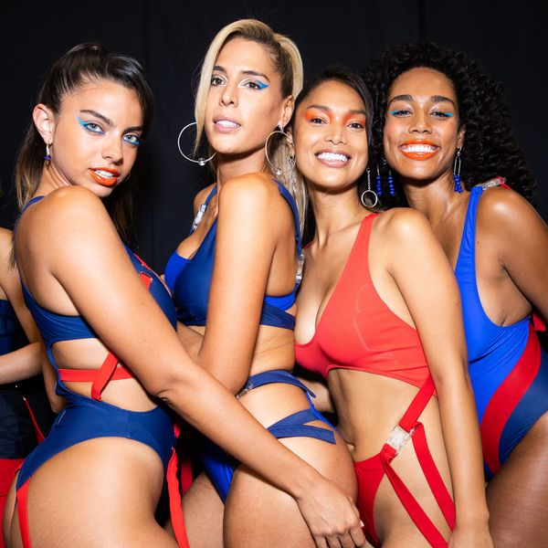 Chromat Lit Up the Runway With 10th Anniversary Show