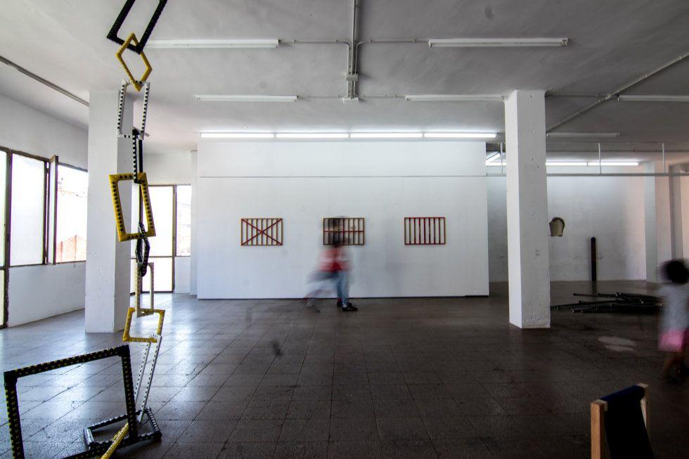 Barcelona Galery Weekend.