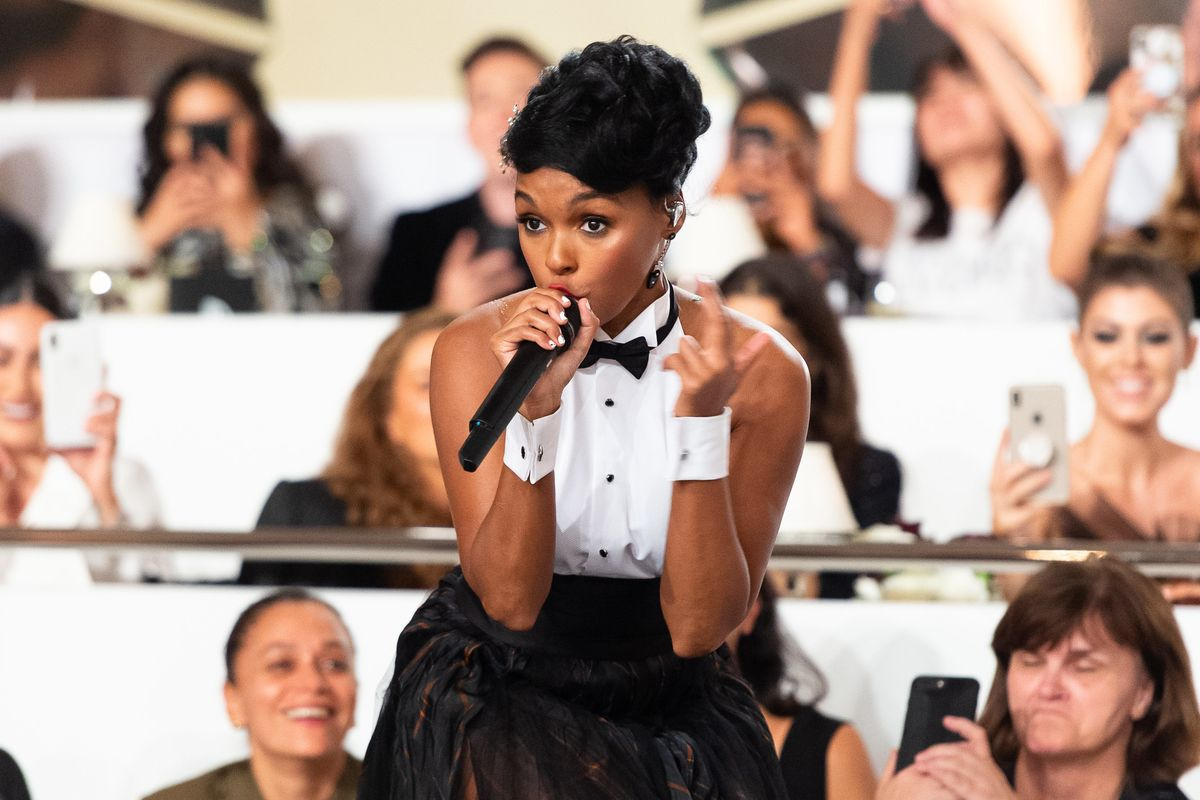 Janelle Monáe Brought the House Down at 'Club Ralph'
