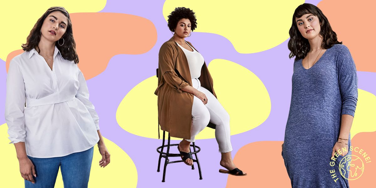 How This Brand Is Bringing Size-Diversity To Sustainable Fashion