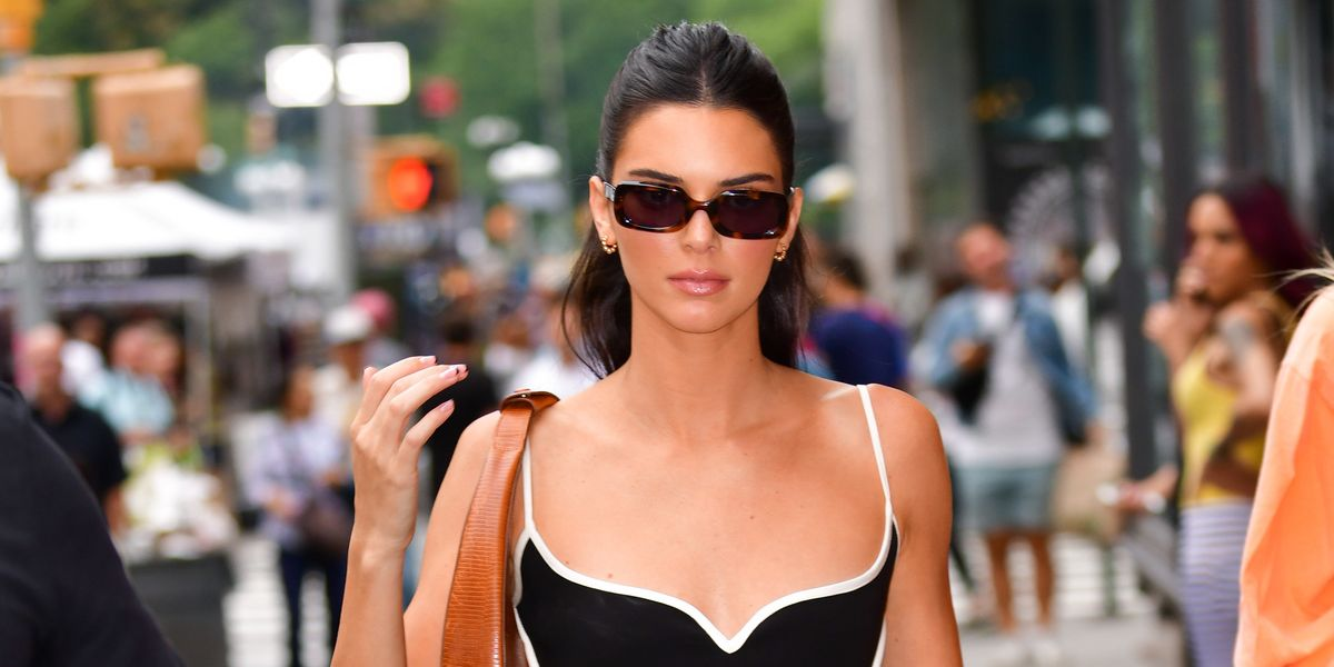 Kendall Jenner Is Chilling Out This NYFW