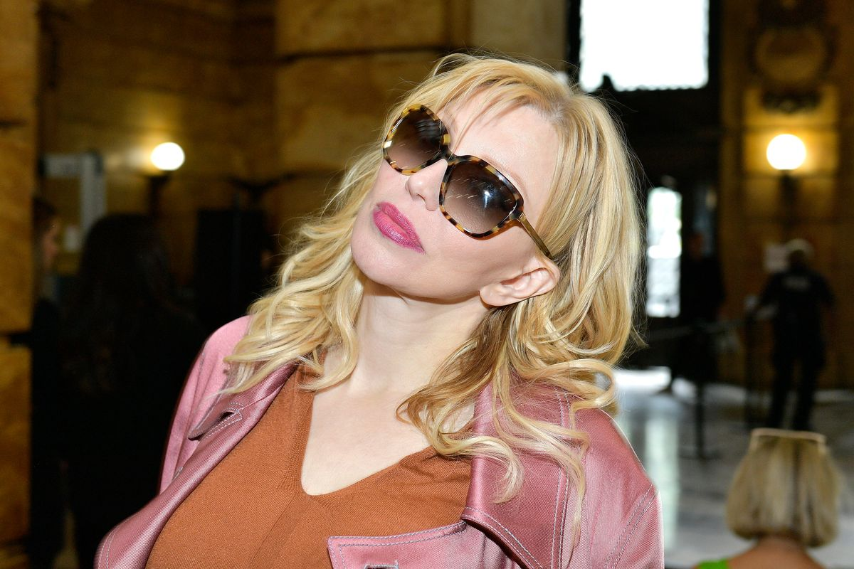 Here's Another Reason to Love Courtney Love