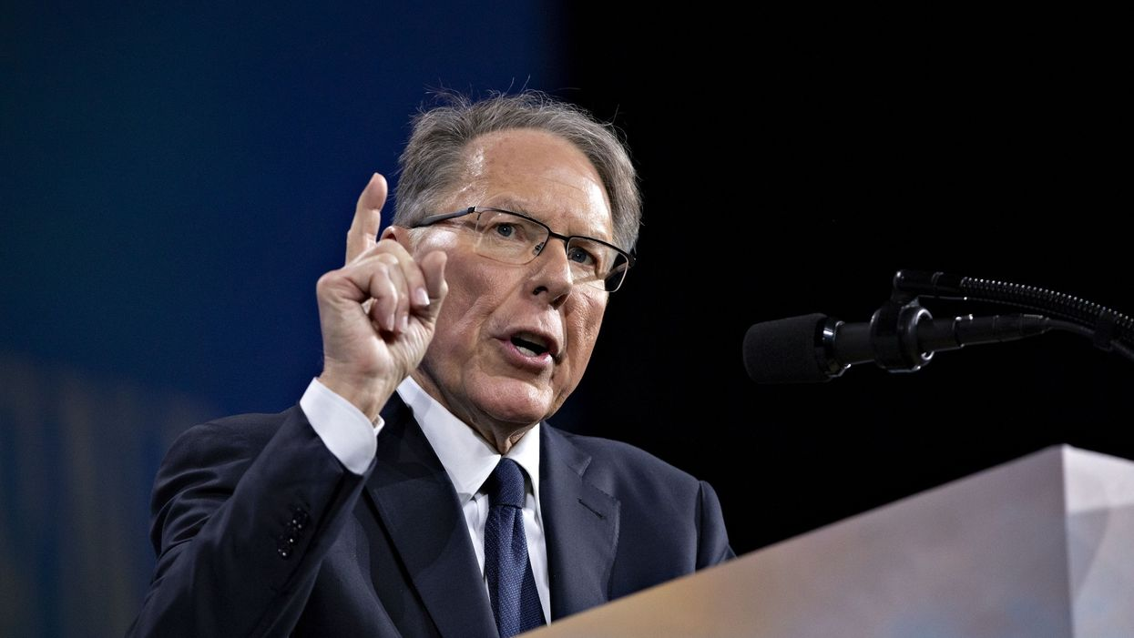 NRA sues San Francisco for labeling it a 'domestic terrorist organization'