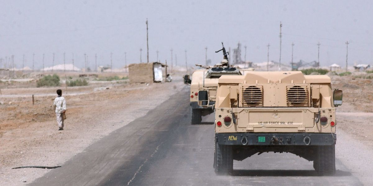 Is the toxic legacy of the Iraq War deforming children near US bases?