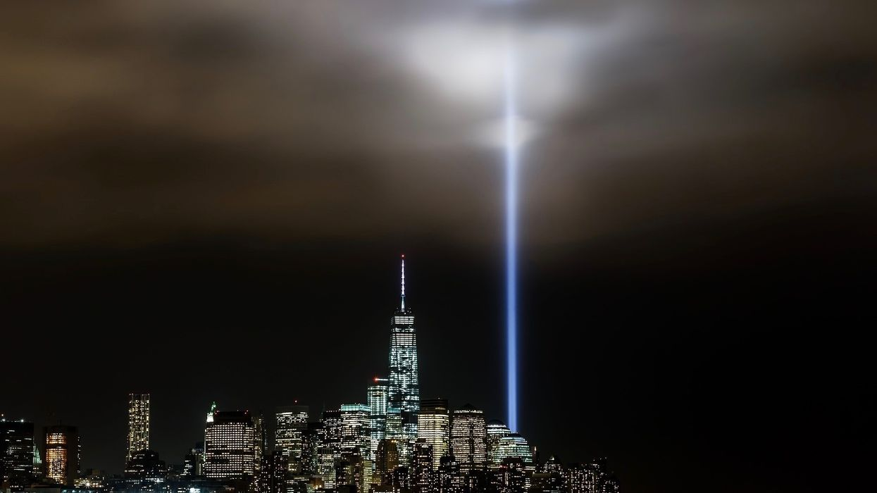 9/11 Tribute in Light Endangers 160,000 Birds Each Year