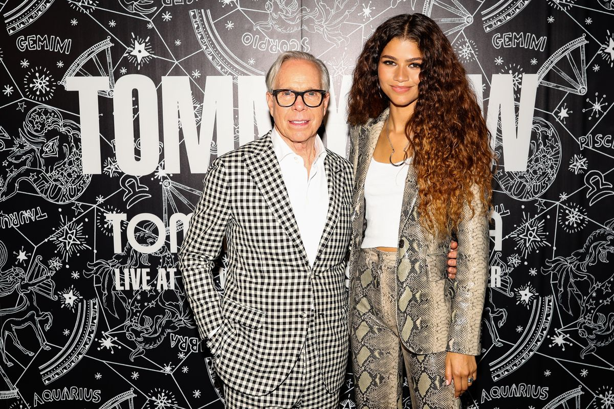 Tommy Hilfiger Took Over Harlem With Zendaya
