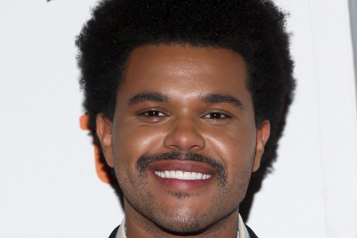 The Weeknd Mustache You A Question