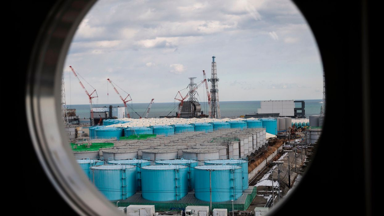 Japan May Dump Radioactive Fukushima Water Into the Pacific in 'Only Option' of Disposal