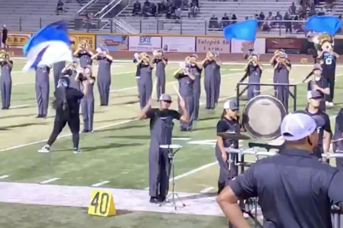 Want to see what inclusion looks like? A high school marching band sets the bar for us all.