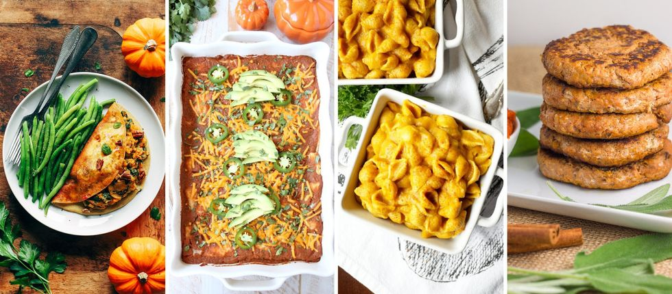 23 Savory Pumpkin Recipes You Can Make All Year Round Brit Co
