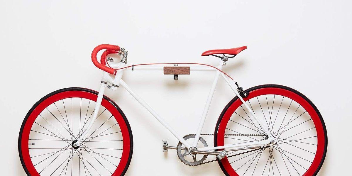 16 Creative Ways to Hang Up Your Bike