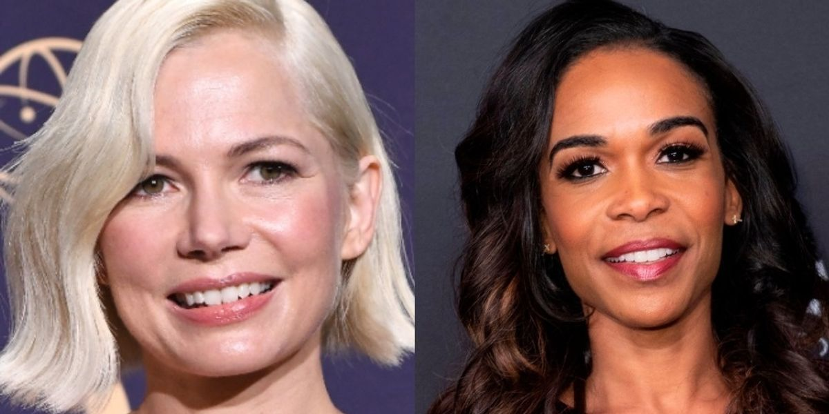 Stop Mistaking Michelle Williams for Michelle Williams