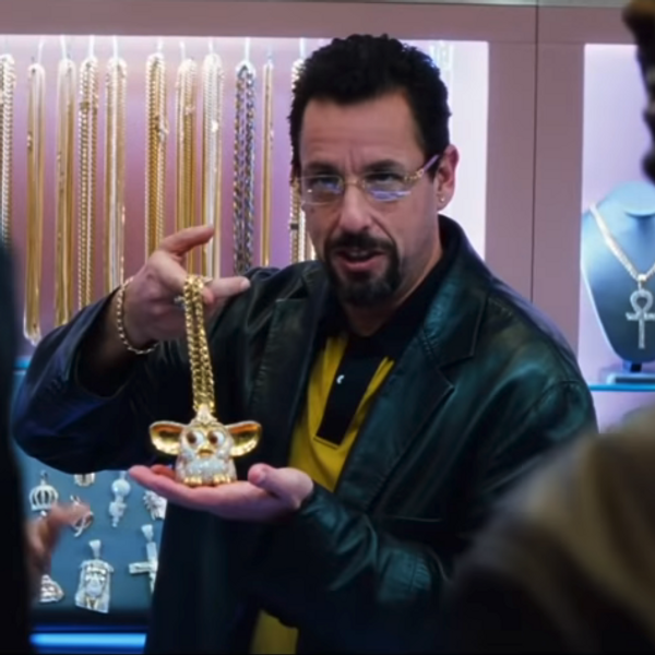 Adam Sandler and The Weeknd Throw Hands in 'Uncut Gems' Trailer