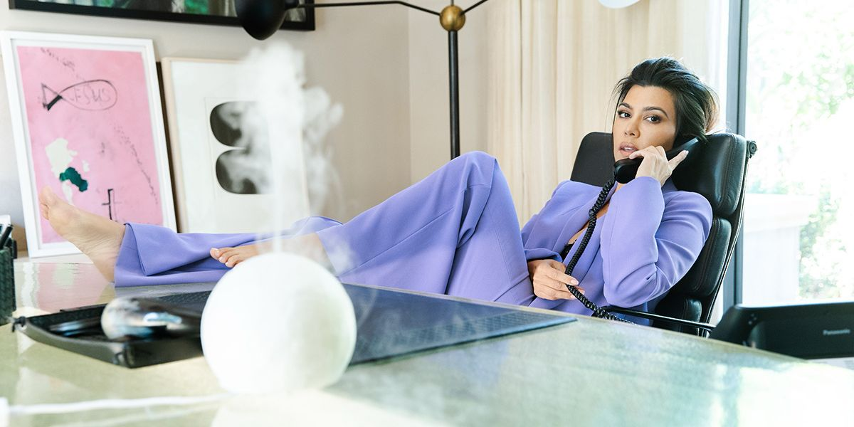 Kourtney Kardashian Wants to Diffuse Your Space