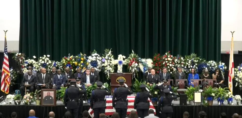 A Prayer For Officer Dornell Cousette, From The Daughter Of Another Fallen Brother In Blue