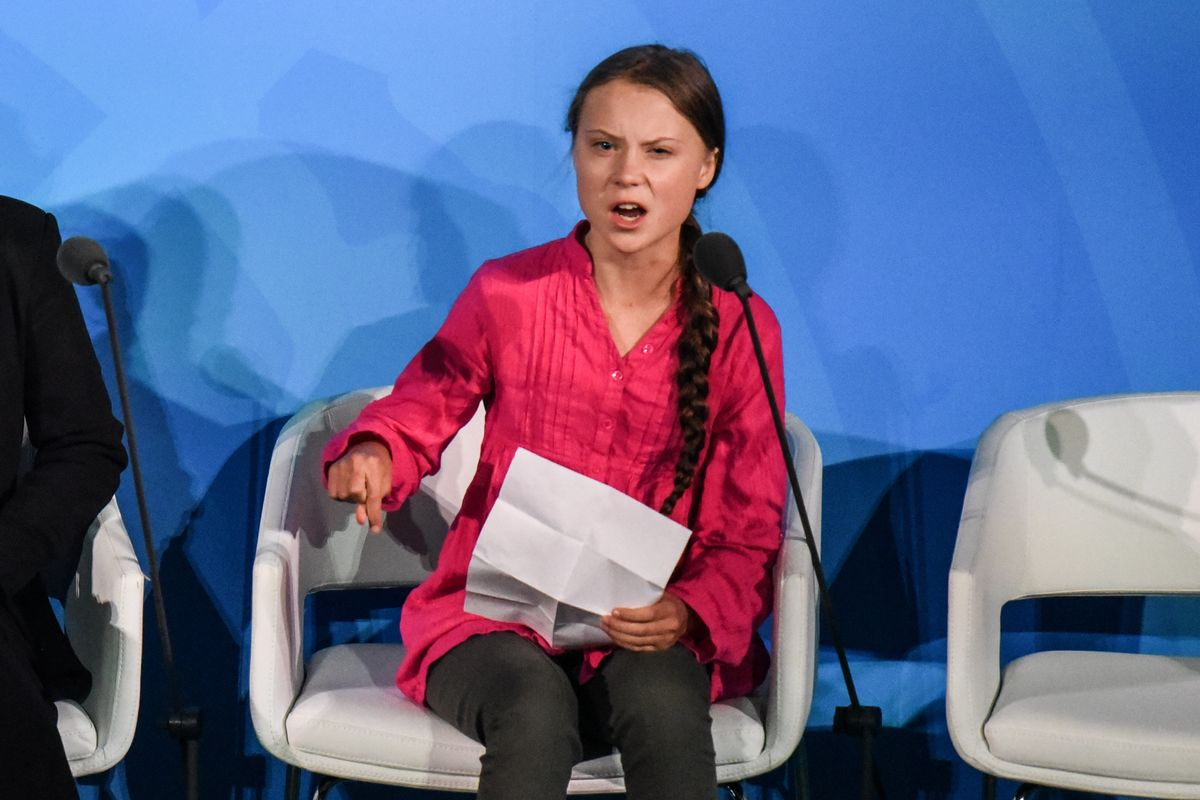 Fox News Apologizes for Calling Greta Thunberg 'Mentally Ill' But Not 'Child of the Corn'