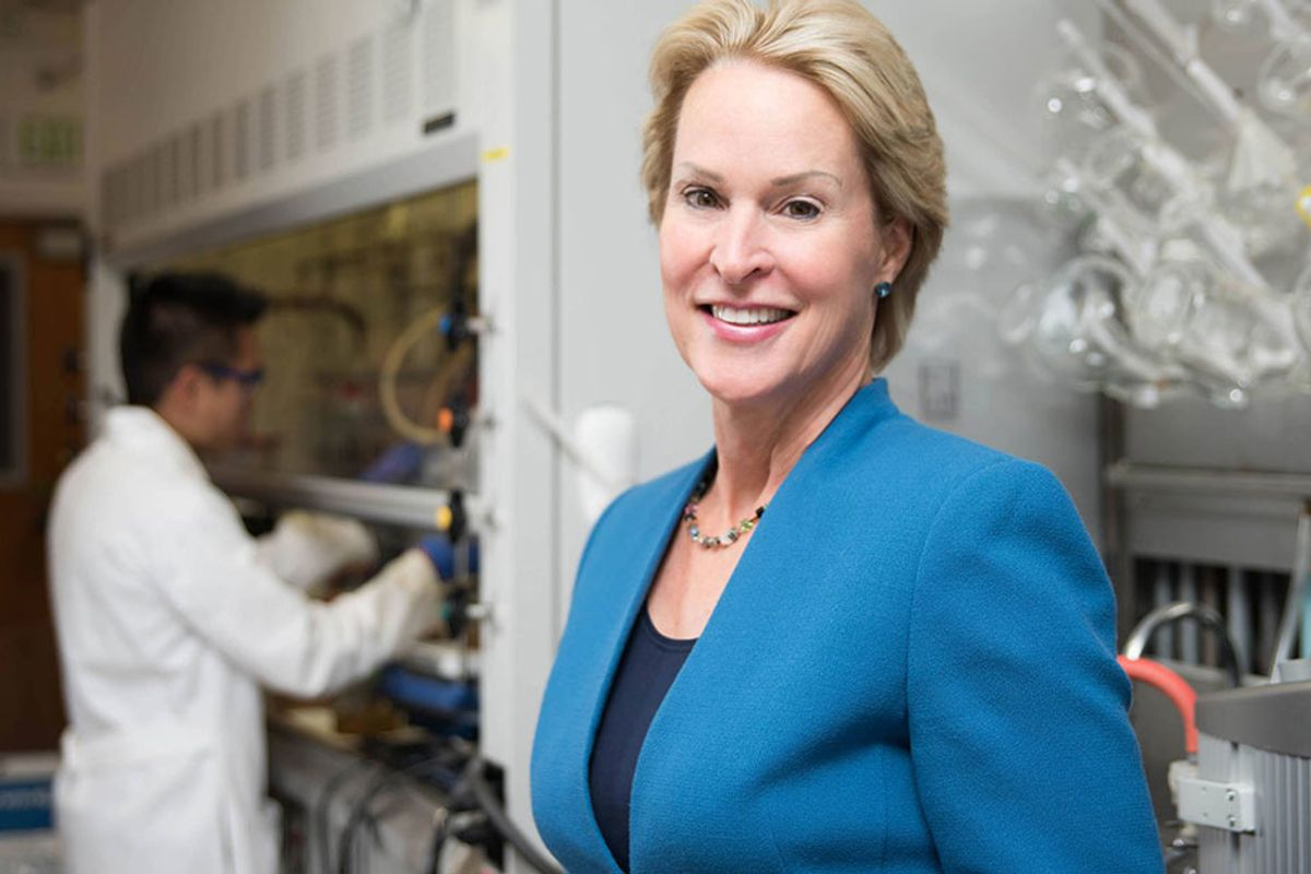 Dr. Frances Arnold won the Nobel prize for chemistry in 2018 — and that's not even the most impressive thing about her
