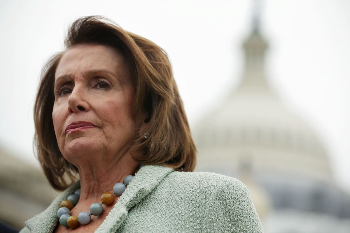 Nancy Pelosi to Announce Formal Impeachment Proceedings