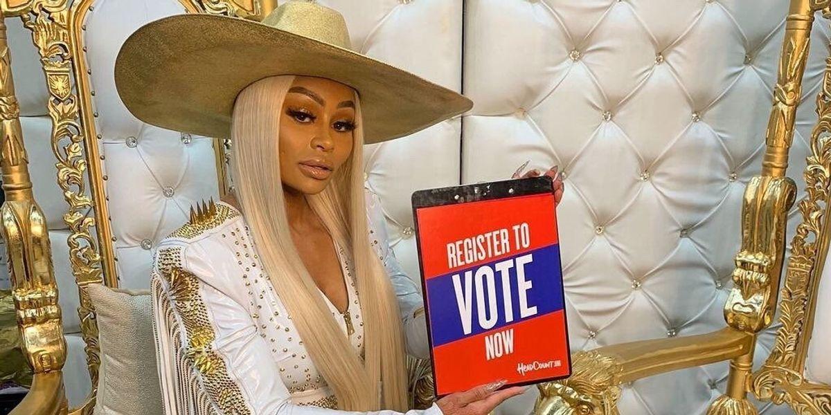 Celebs Urge Fans to Vote on National Voter Registration Day