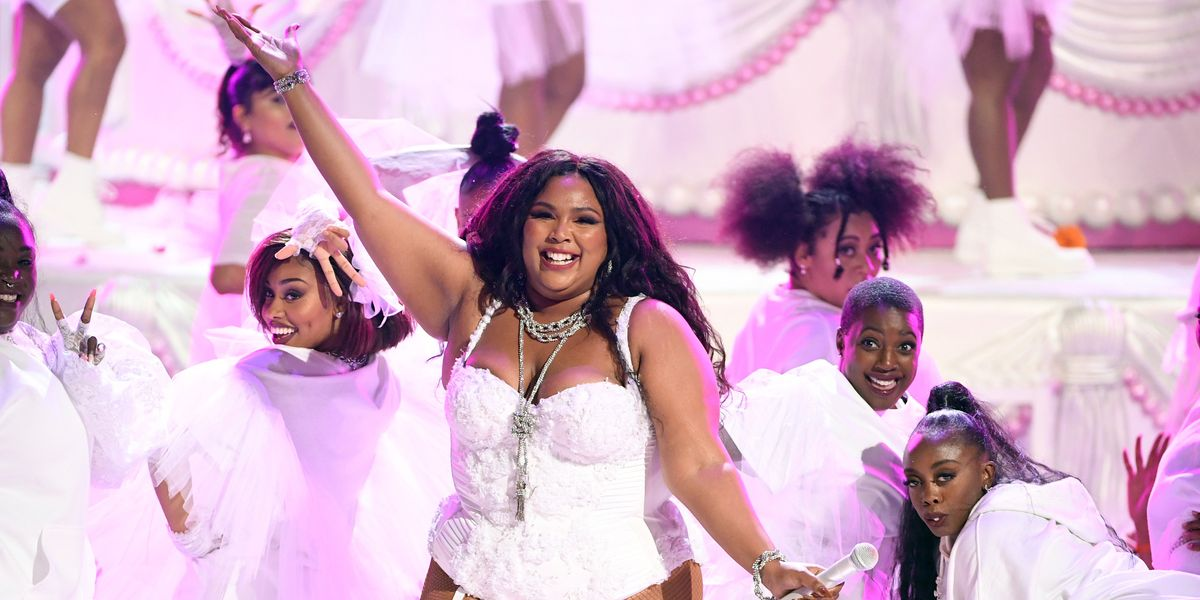 Lizzo Responds to Trolls Trying to Discredit Her Billboard Title