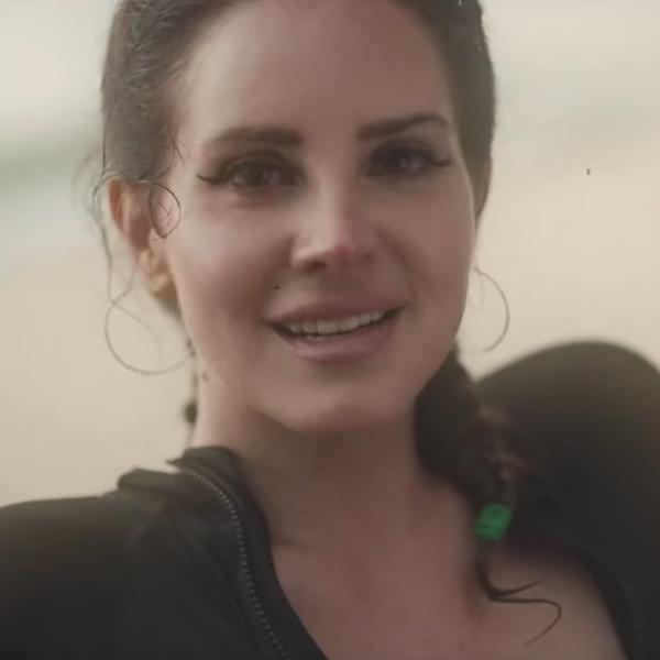 Lana Del Rey Is Dating a Hot Cop