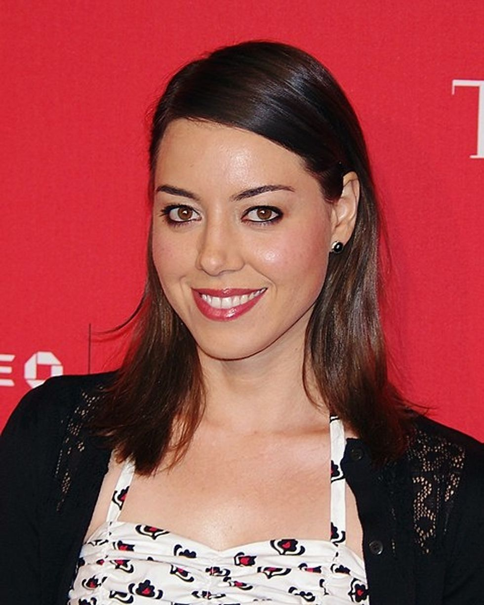 10 Times April Ludgate described an Out-of-State's Weekend at a Suitcase School