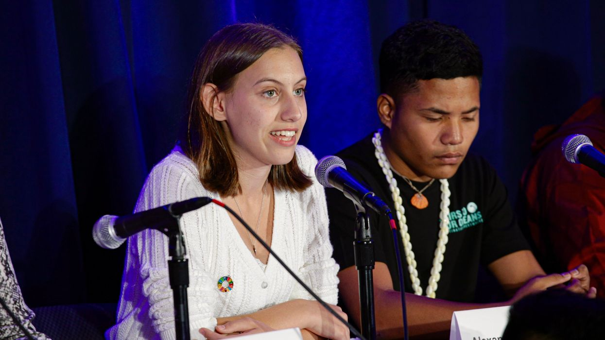 16 Youth Activists File Suit Claiming Climate Crisis Violates Children's Rights