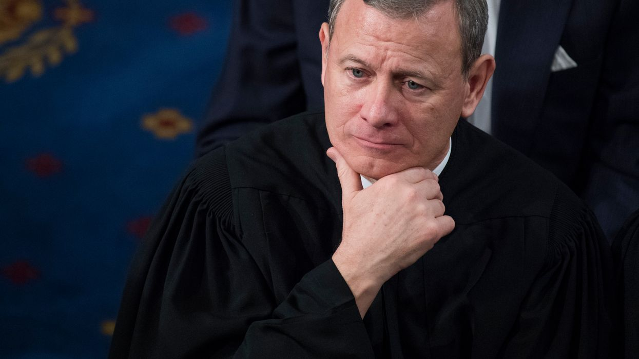 Chief Justice John Roberts says accusations that the Supreme Court is too political are 'based on a misperception'