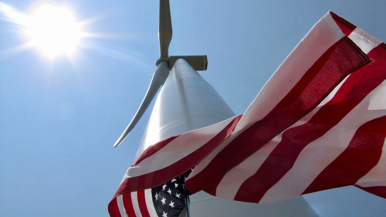 Republicans and Democrats Come Together for National Clean Energy Week