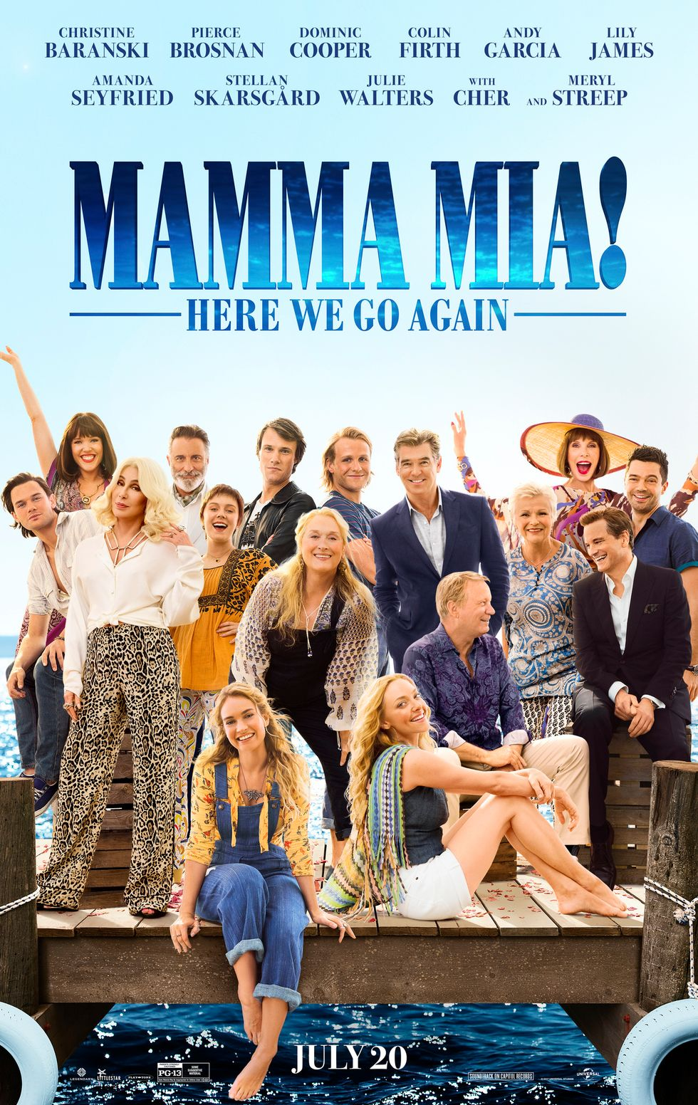 7 Reasons Why Mamma Mia Is The Ultimate Go-To Movie