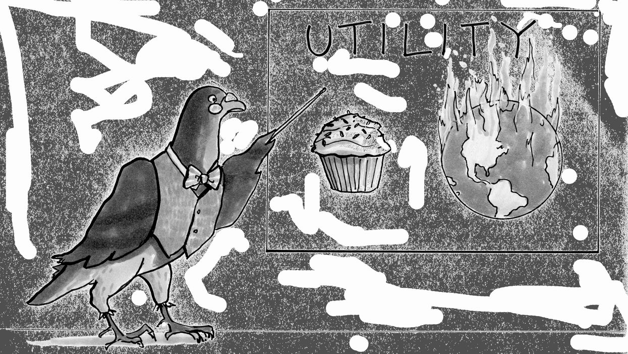 Illustration by Julia Suits, author of The Extraordinary Catalog of Peculiar Inventions, and The New Yorker cartoonist.