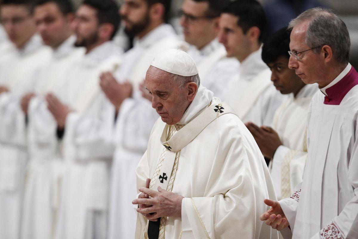 Il Papa condanna la xenofobia immaginaria