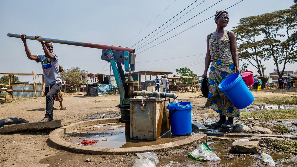 Zimbabwe's Access to Water Is in Peril