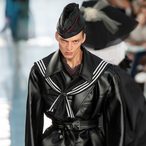 This Savage Margiela Model Won Paris Fashion Week
