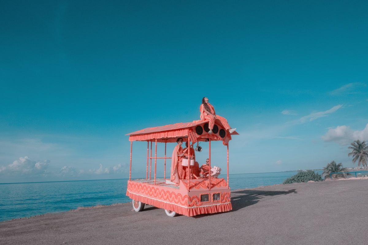 Buscabulla Debuts 'Vámono,' a Colorful Call to Action for Puerto Rico